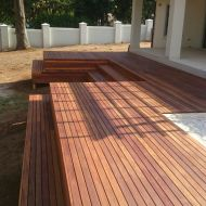 Kloof Balau Timber Deck
