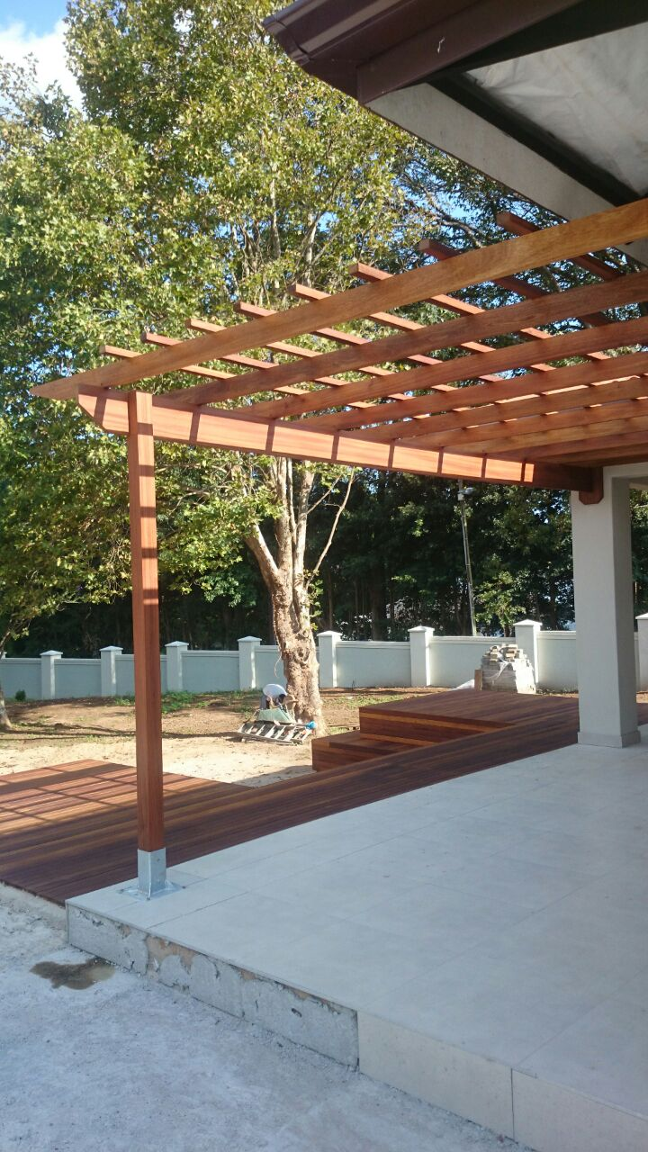 Cheap Wooden Deck Builders In Durban The Wood Joint
