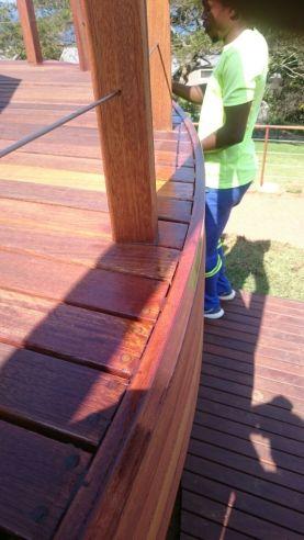 Wooden Deck Umkomaas June 2017 16