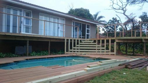 Wooden Deck Umkomaas June 2017 8