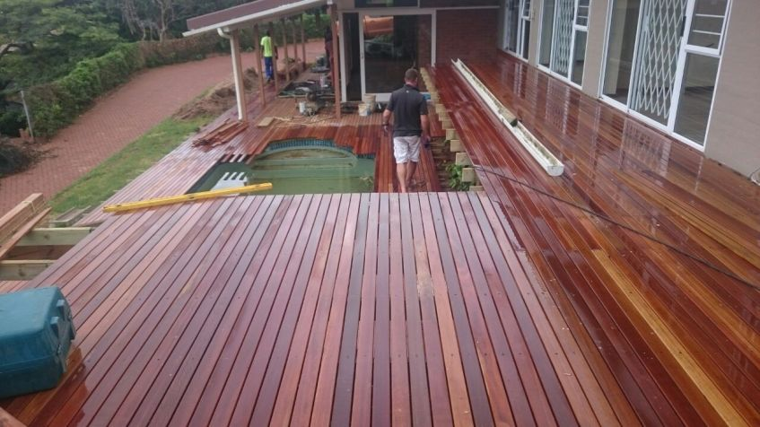 Wooden Deck Umkomaas June 2017 11