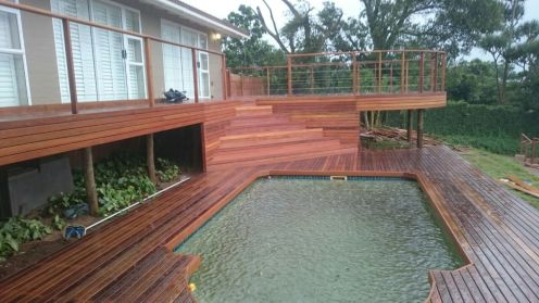 Wooden Deck Umkomaas June 2017 10