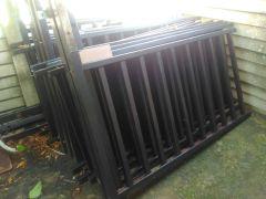 Used balau wood balustrade Durban