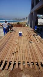Wooden Deck Scottburgh