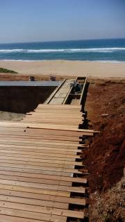 Wooden Deck Scottburgh