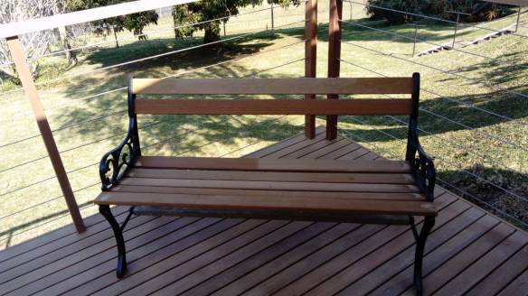 Wooden Deck Pinetown