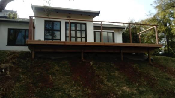 Wooden Deck Pinetown